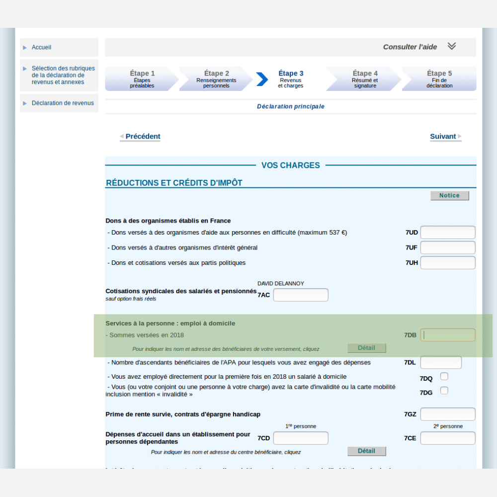 Crédit d'impôts pour soutien scolaire et numérique